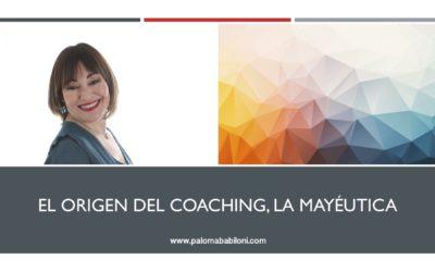 El orígen del coaching, la mayéutica